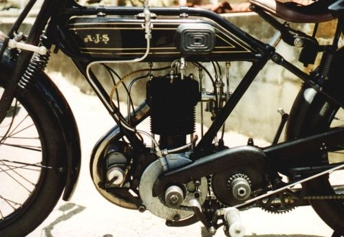 1924ajs-single-so-who-needs-overhead-valves-anyway