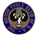 The motor cycle club of South Australia